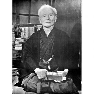 Sensei Karaté Gichin Funakoshi