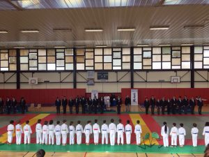 Salut pupilles combat / Karate-gi