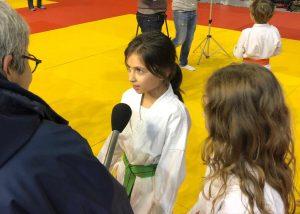 Interview Camille pôle compétition