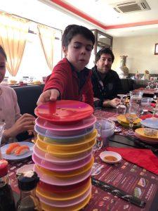 Restaurant avant Master Kata