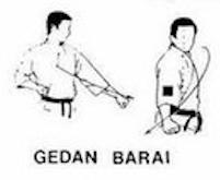 Gedan Barai
