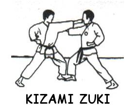 kizami zuki